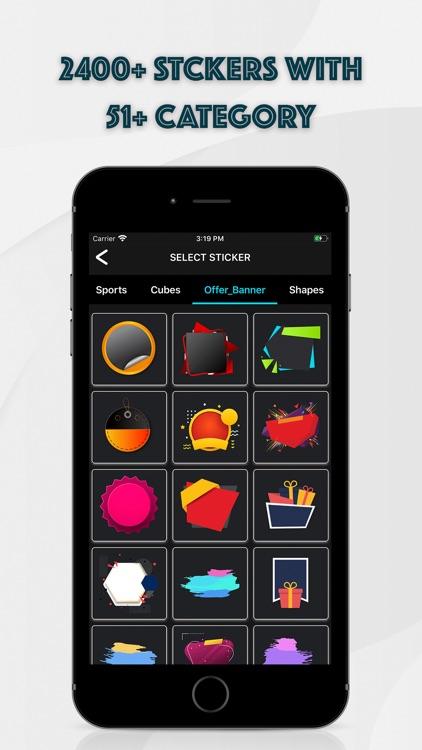 Flyer Maker: Graphic Designer screenshot-4