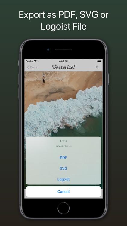 Vectorize! screenshot-4