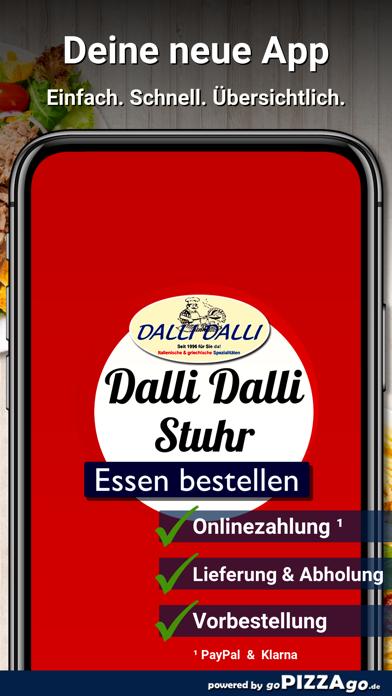 Pizza Dalli Dalli Stuhr screenshot 1