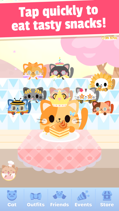 Greedy Cats: Kitty Clicker screenshot 2