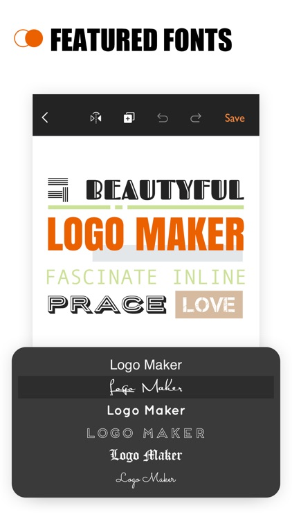 Logo Maker: Watermark Designer screenshot-3