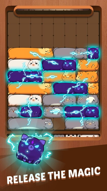 Coco Slide Cats Puzzle ® screenshot-6