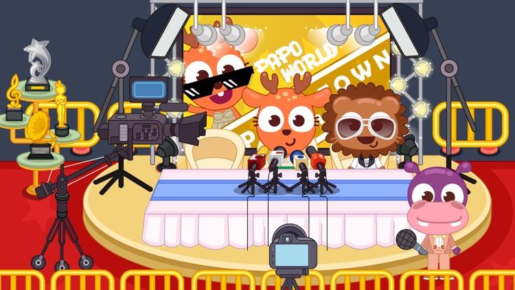 Papo Town Pop Star screenshot-3