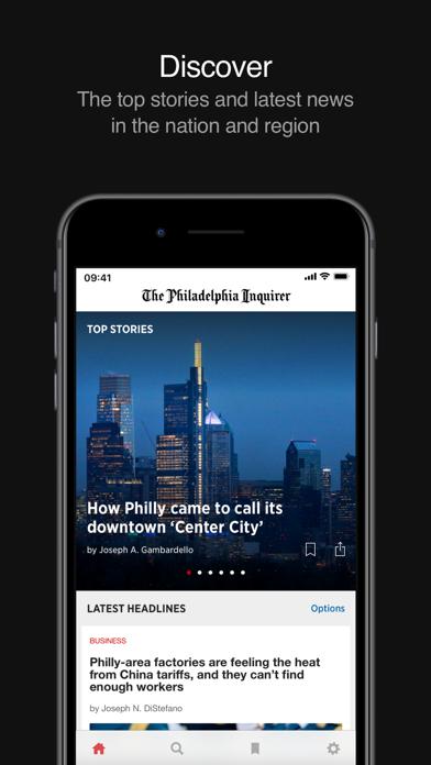 The Philadelphia Inquirerのおすすめ画像1