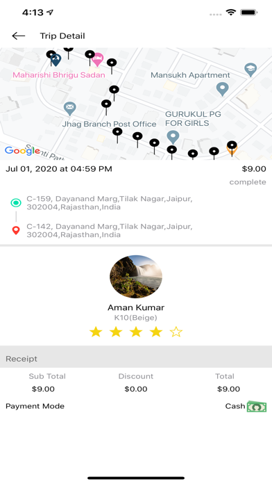 点击获取LS Customer Taxi App