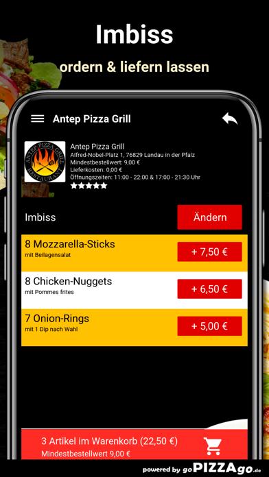 Antep Pizza Grill Landau screenshot 6