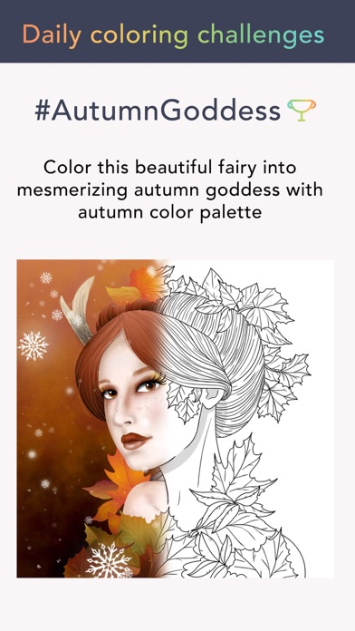 messages.download Color Therapy Coloriage Adulte software