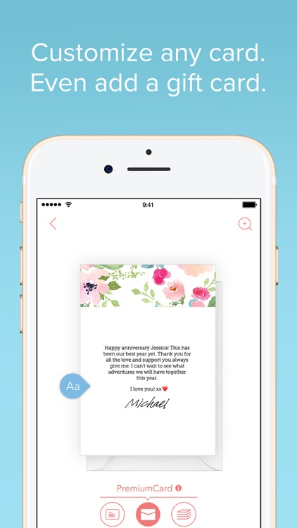 Ink Cards: Send Custom Cards screenshot-3