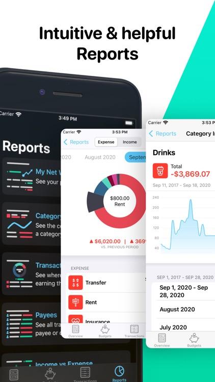 MoneyCoach Budget & Spendings screenshot-4