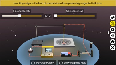 Magnetic Field And Current screenshot 7