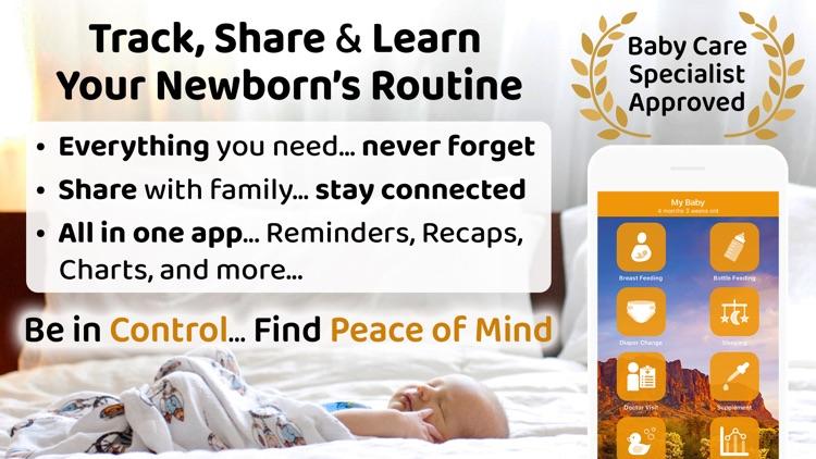 ParentLove Baby Tracker screenshot-0