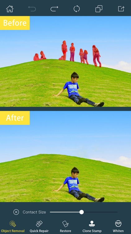 Photo Retouch-Object Removal screenshot-3