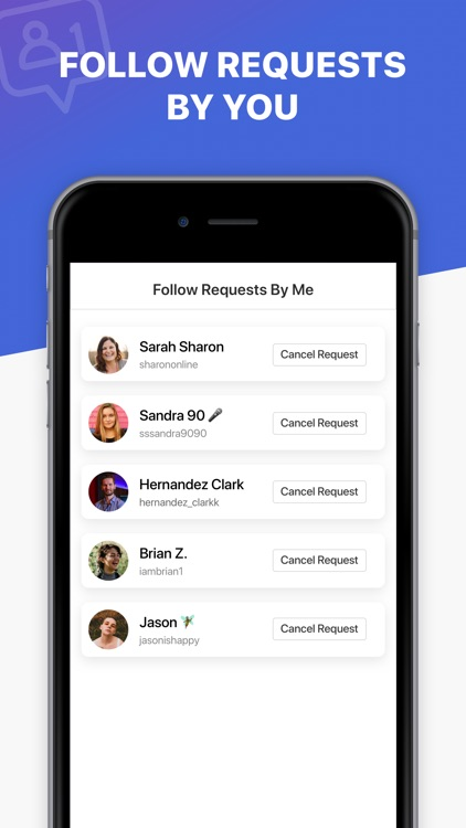 Profile+ Unfollowers Tracker screenshot-5