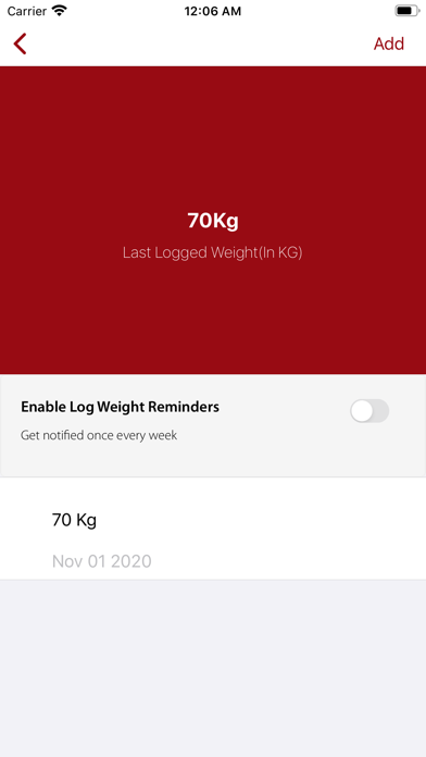 Brawntone Fitness screenshot 2