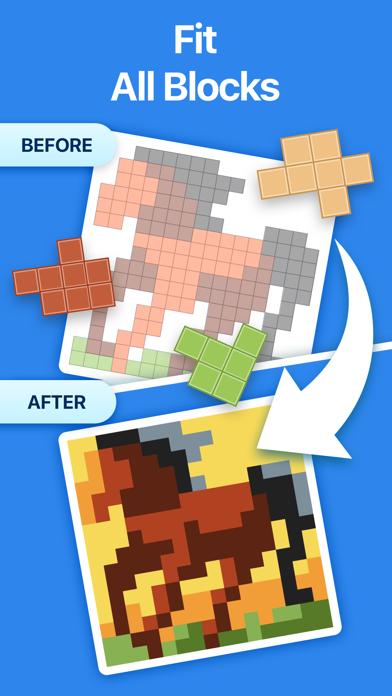 Blockugram - Block Puzzle Game screenshot 3