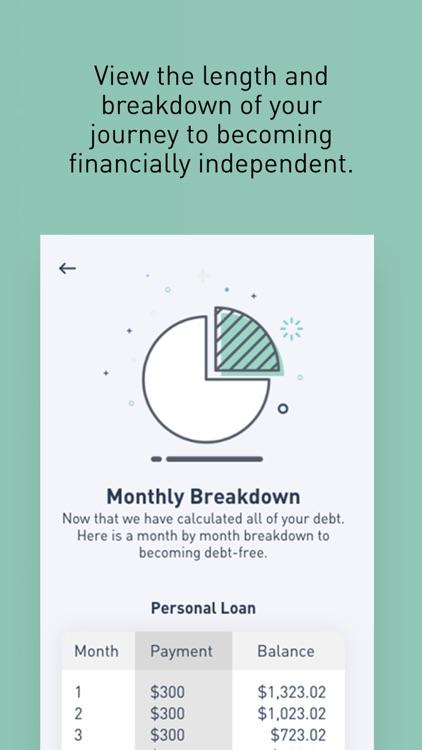 Debt Snowball Calculator screenshot-5