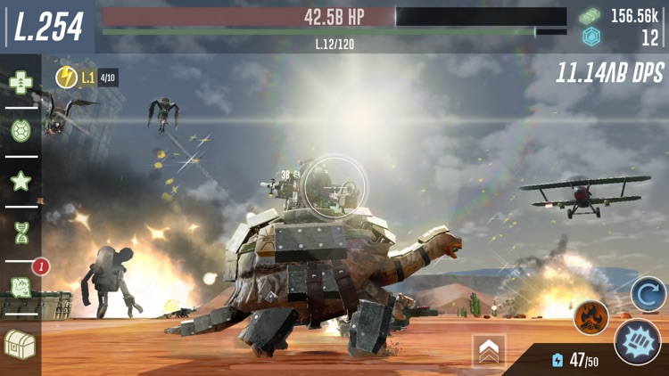 War Tortoise 2 screenshot-3