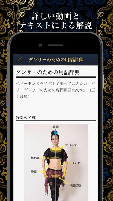 taeのベリーダンスレッスン 〜ハフラの振付とテクニック〜のおすすめ画像3