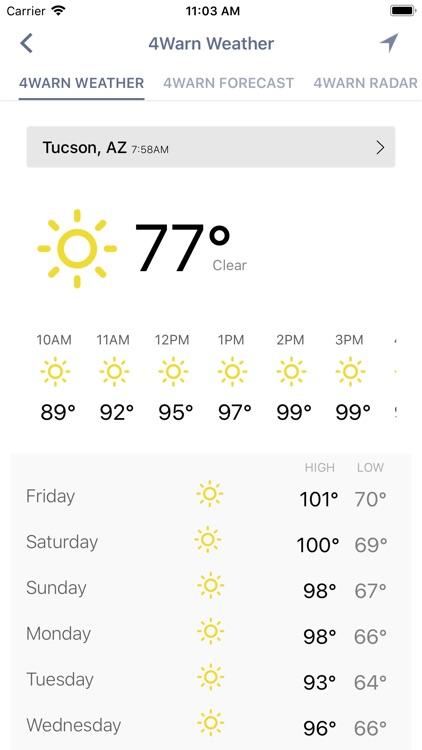 News 4 Tucson - KVOA screenshot-3