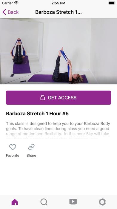 Barboza Method On Demand screenshot 3