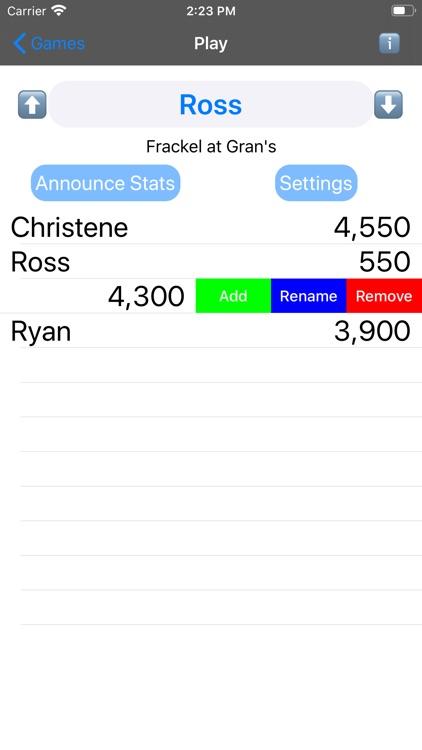 Talking Score Keeper screenshot-4