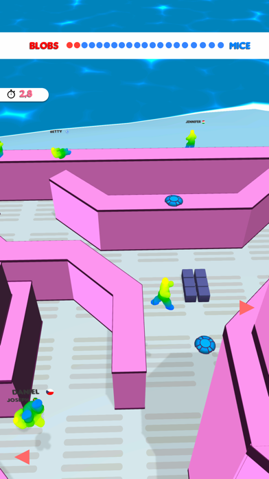 Blobs & Mice screenshot 2