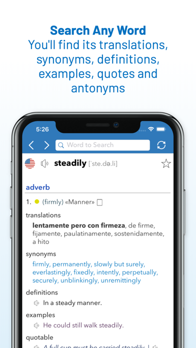 English Spanish Dictionaryのおすすめ画像8