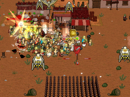 Okhlos: Sigma screenshot 14