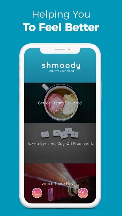 Shmoody: Improve Your Mood Screenshot