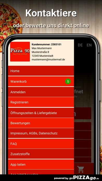 Pizza Express 90 Ulm screenshot 3