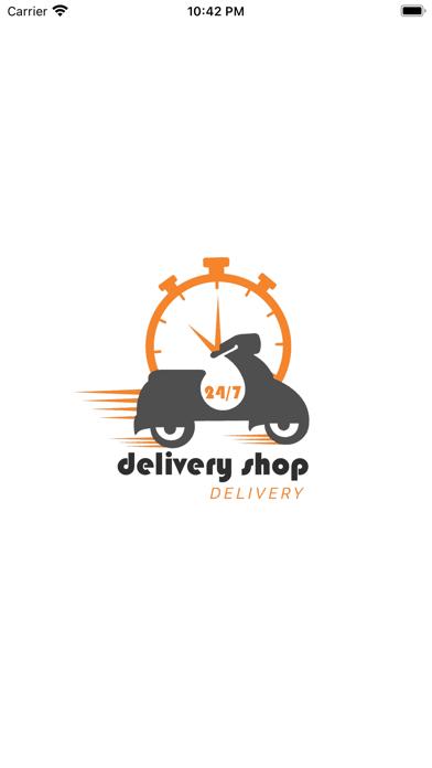DeliveryShop24لقطة شاشة1