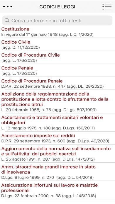 Penale Screenshots