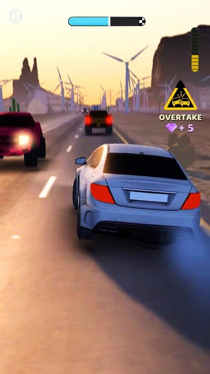 Rush Hour 3D screenshot-3