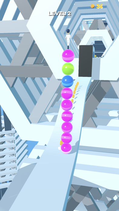 Stack Rider screenshot 1