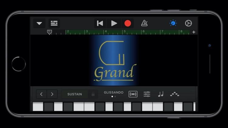 Grand Piano auv3 screenshot-3