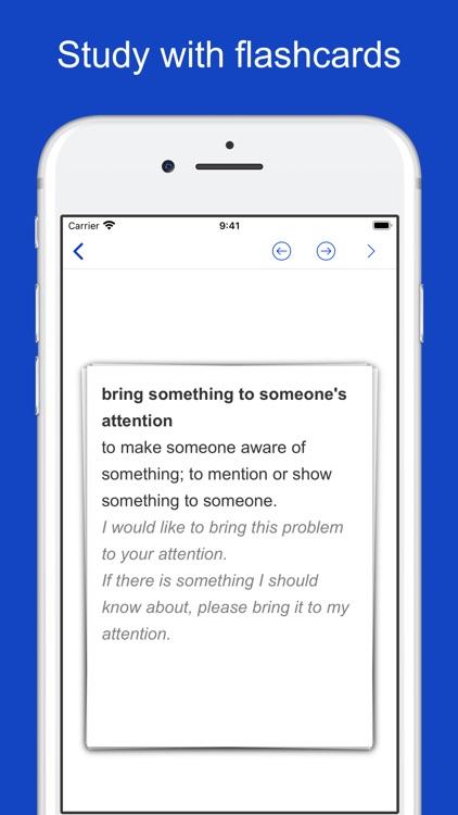 Common English Idioms screenshot-9