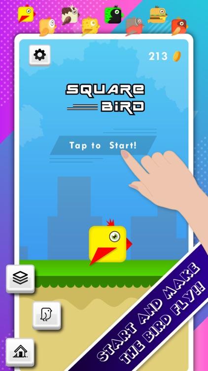 Square Birdy screenshot-5