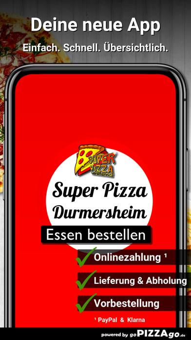 Durmersheim Super Pizza screenshot 1