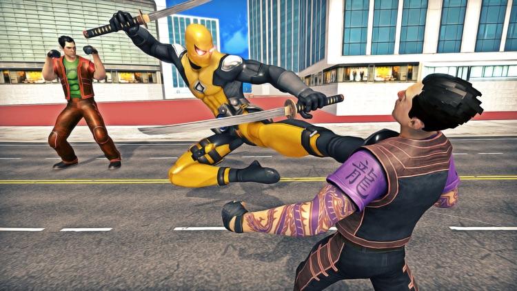 Grand Theft Superhero Game