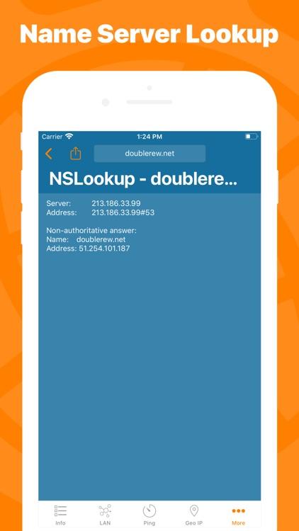 Network Utility Pro screenshot-7