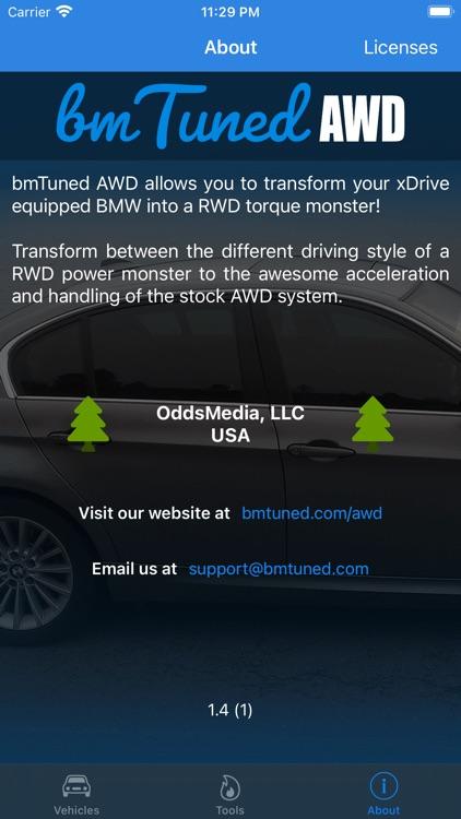 bmTuned AWD screenshot-4