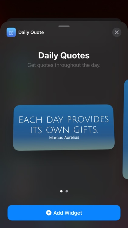 Daily Quote - Positive quotes