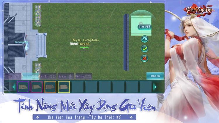 Võ Lâm Truyền Kỳ Mobile - VNG screenshot-5