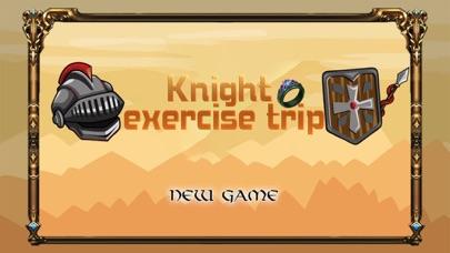 Knight exercise trip screenshot 1