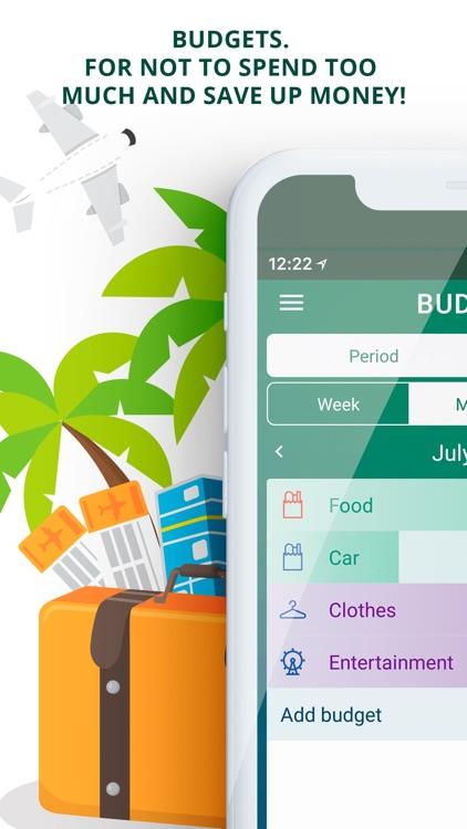 Paymaster: My Spending Tracker screenshot-4