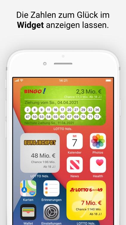 Eurojackpot und LOTTO spielen screenshot-6
