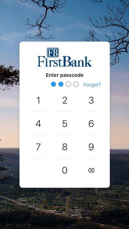 FirstBank Personal Banking screenshot-4