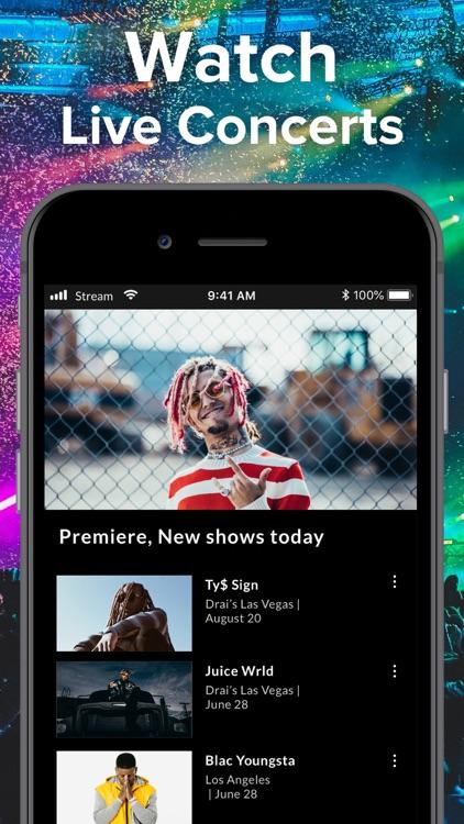 Stream LIVE screenshot-3