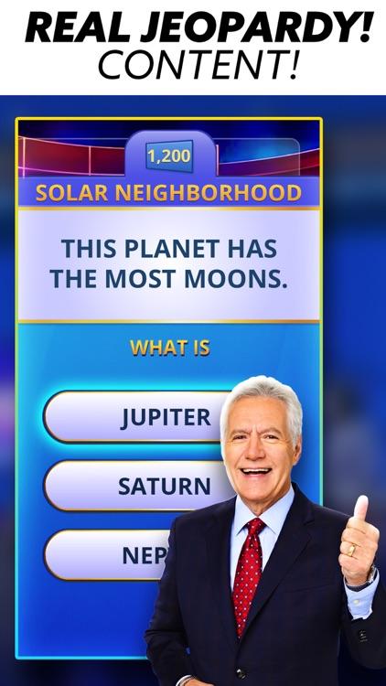 Jeopardy!® Trivia Quiz Game screenshot-3