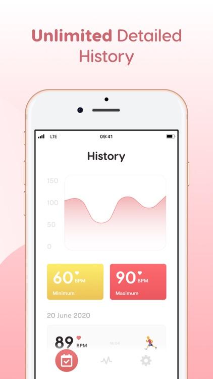 Heart Rate Monitor Plus screenshot-3